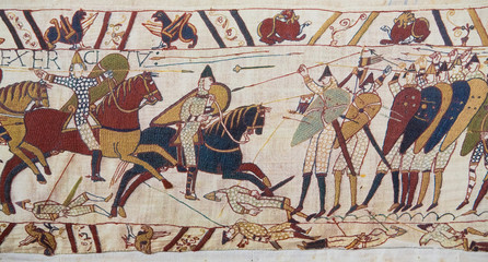 Feb '22 Bayeux Tapestry